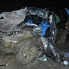 Врезался в бетонные блоки. В ДТП в Белинском районе Пензенской области разбились два человека