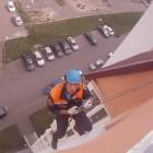 Пензенские спасатели спустились по крыше с 12-го на 9-й этаж, чтобы спасти малыша