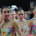 В призеры не попали. Пензенские гимнастки выступили на всероссийском турнире «Надежды России»