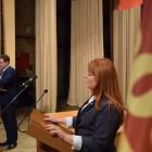 Камнев призвал свой электорат голосовать за Коломыцеву