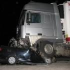 В Нижнеломовском районе столкнyлись три легковушки и фура. Есть пострадавшие