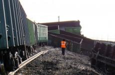 Около Пензы-3 с рельсов сошли пять вагонов с углем и металлом