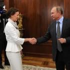 Песков отметил шестикратную заслугу Анны Кузнецовой