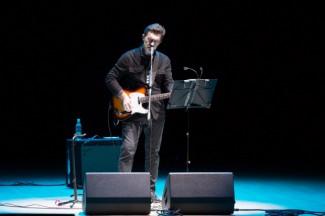 Вячеслав Бутусов и группа «Юпитер» выступили в Пензе с новым альбомом