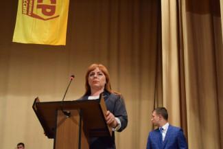 Людмила Коломыцева о предложении объединиться с КПРФ: «У Камнева началась предвыборная агония»