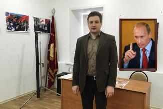 Камнев меняет ориентацию. Коммунисты предали Сталина и полюбили Путина