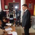 Леонид Левин посетил ДК имени Кирова в день выборов
