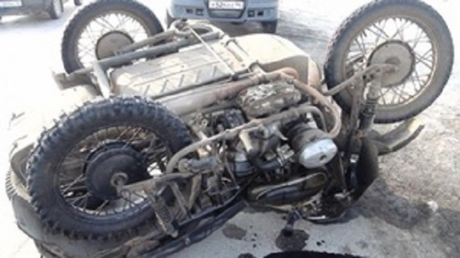 Подростки на«Днепре» попали вДТП вБессоновском районе