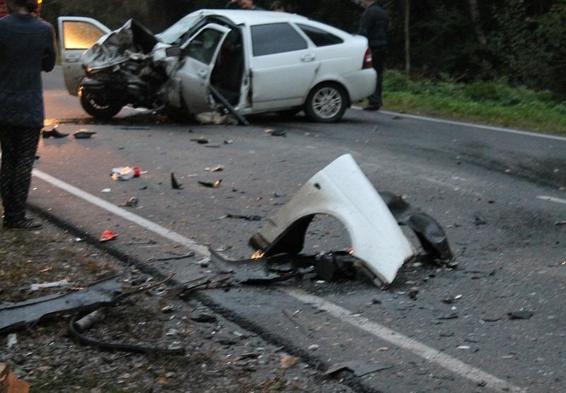 Втройном ДТП натрассе под Кузнецком пострадали 2 человека— Пенза
