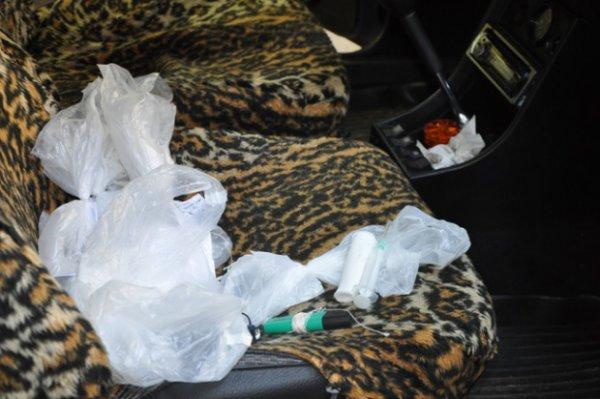 ВПензе задержали водителя маршрутки всостоянии наркотического опьянения
