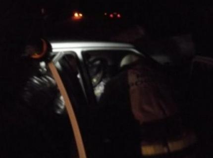 Натрассе под Пензой БМВ и«КАМАЗ» неподелили дорогу
