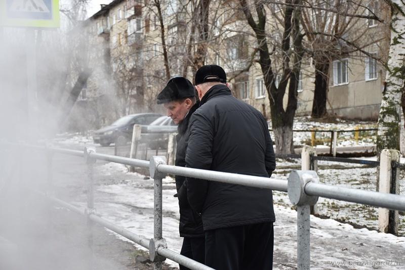 ВПензе отопление вотключенных домах планируют дать 6декабря