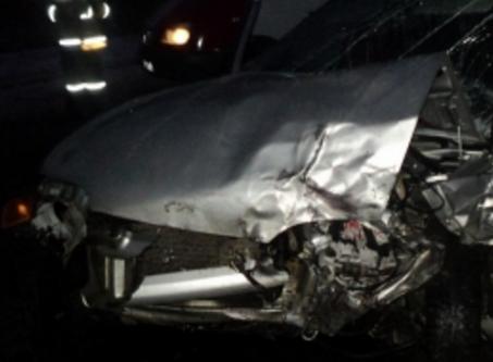 ВСердобске шофёр попал набольничную койку после столкновения сдеревом