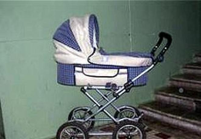 Молодой пензенец ради алкоголя похитил детскую коляску