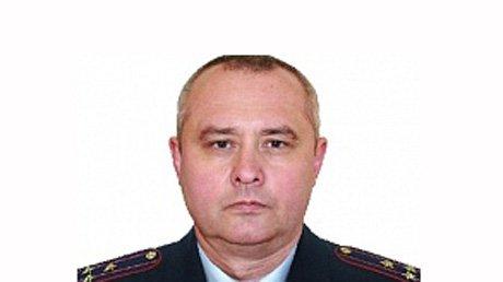 Алексей Зотов назначен надолжность начальника УМВДРФ по г.Пензе