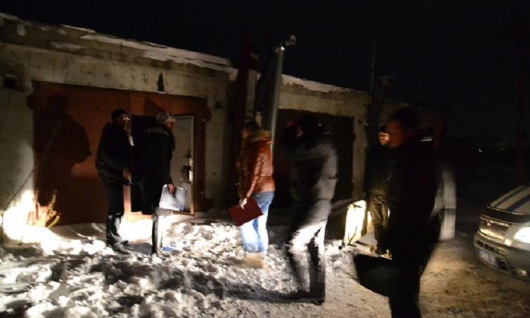 ВПензе угаража наулице Аустрина обнаружили труп мужчины