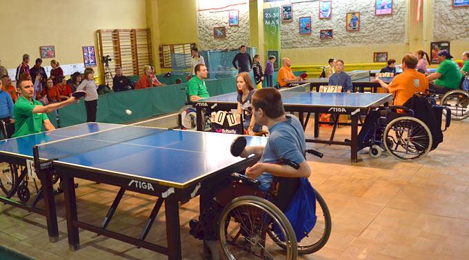 ВПензе впервый раз стартовала всероссийская зимняя спартакиада детей-инвалидов