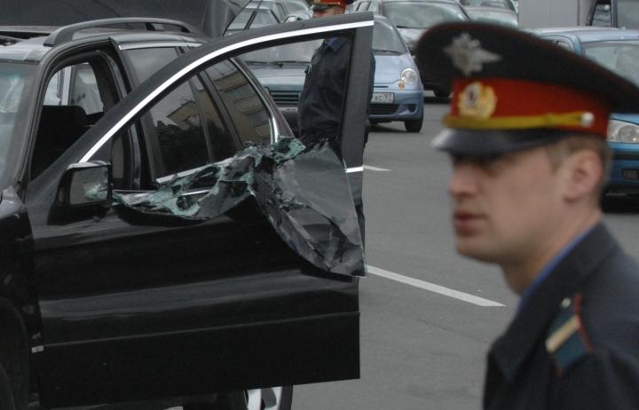 Трое разбойников ограбили пензенских предпринимателей на13 млн руб.
