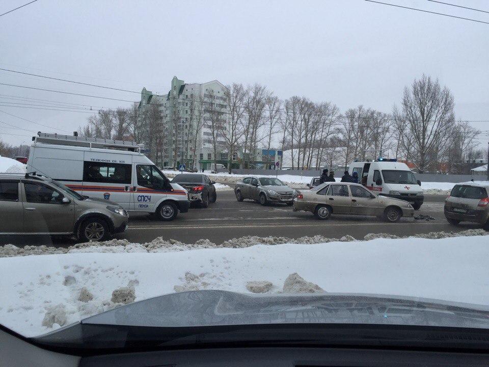 В трагедии наОнежском проезде пострадала девушка