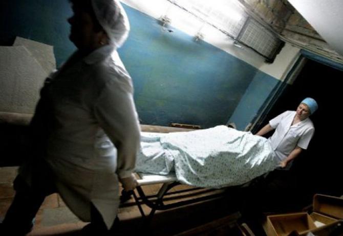 Пензенские cотрудники экстренных служб  спасли отсмерти пенсионерку