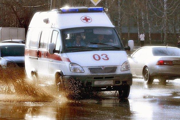ВПензе наулице Окружной «ВАЗ 2112» врезался с«ГАЗелью»
