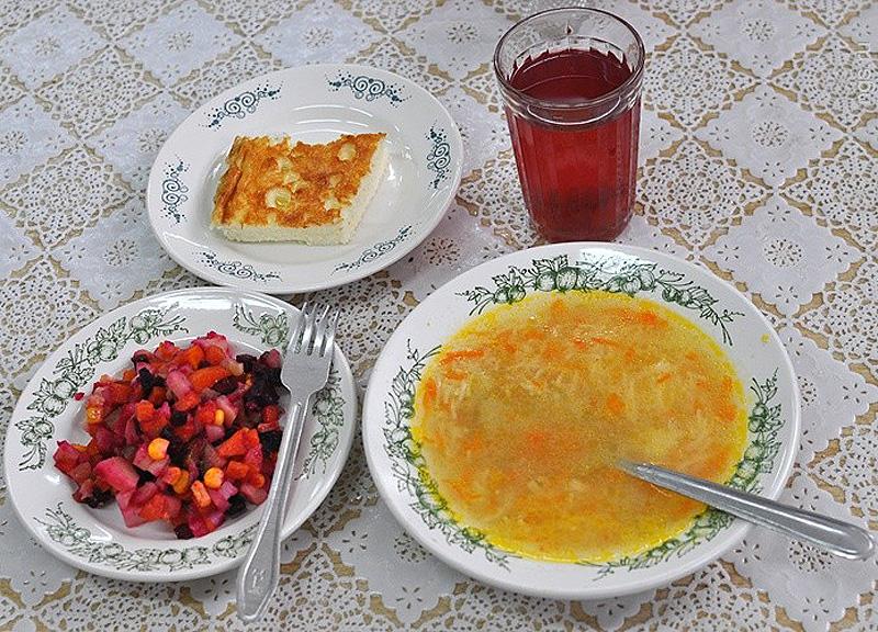 Вшколах Пензенской области детям заведомо уменьшали порции