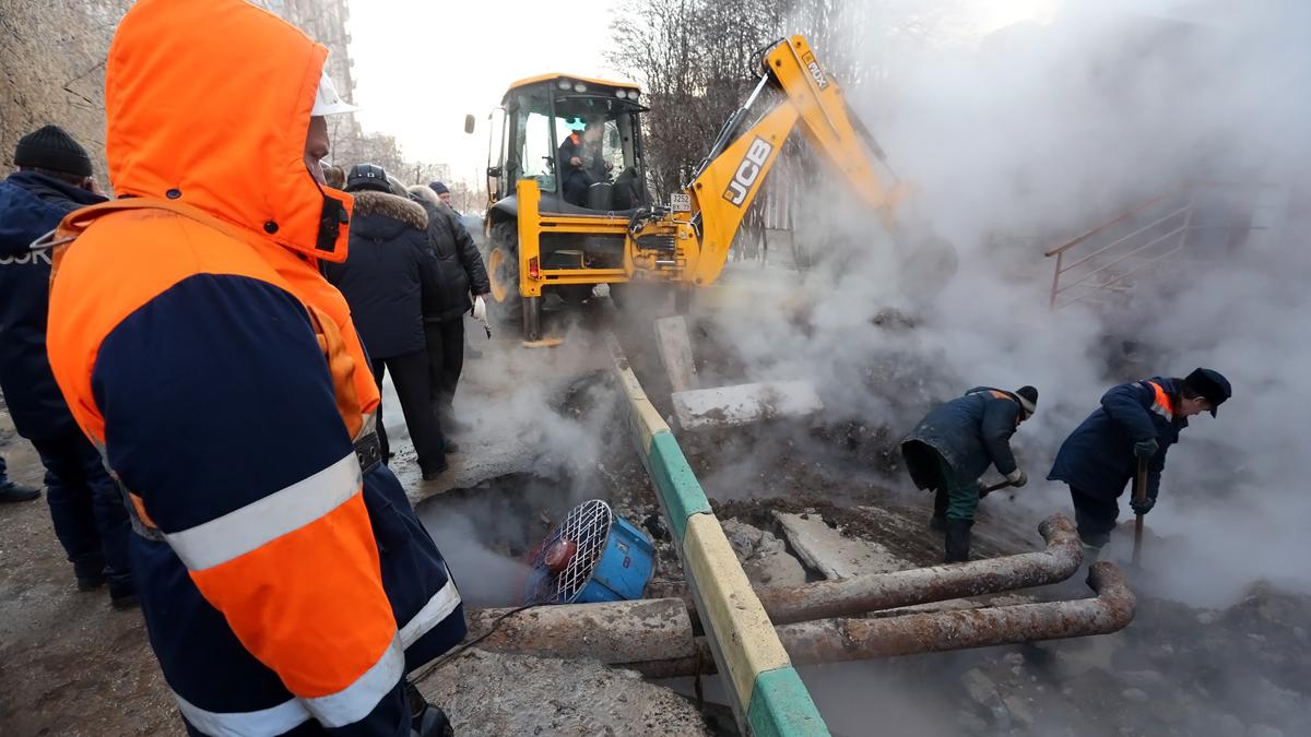 ВПензе подача тепла восстановлена в118 из120 отключенных домов