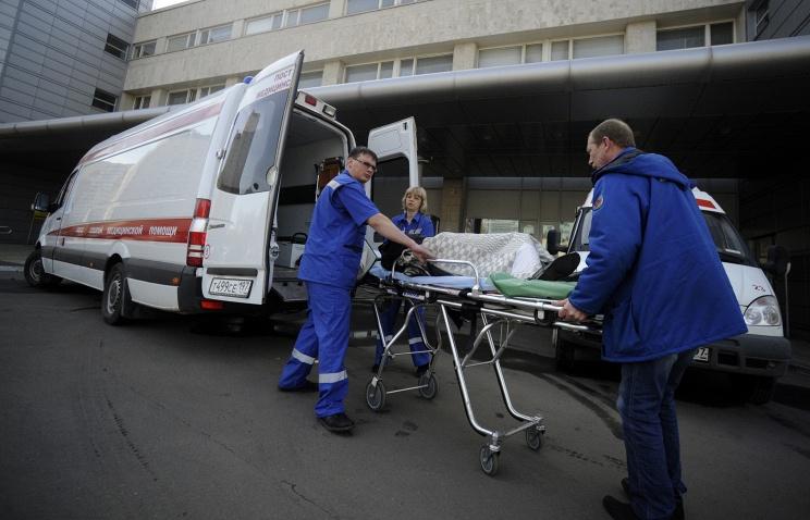 ВКузнецком районе опрокинулся ВАЗ-2110: есть пострадавшие