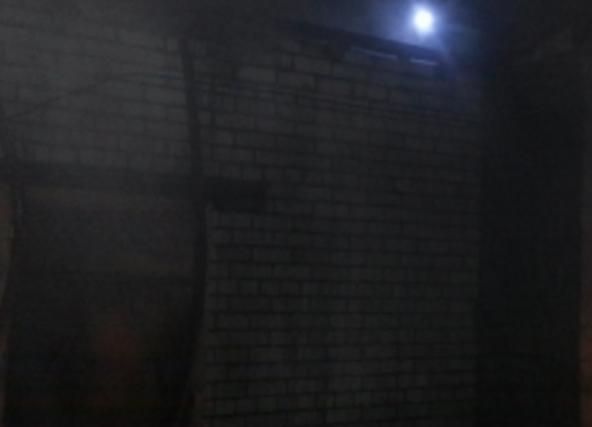 УтреннееЧП вПензе: мужчина живьем сгорел в своем гараже
