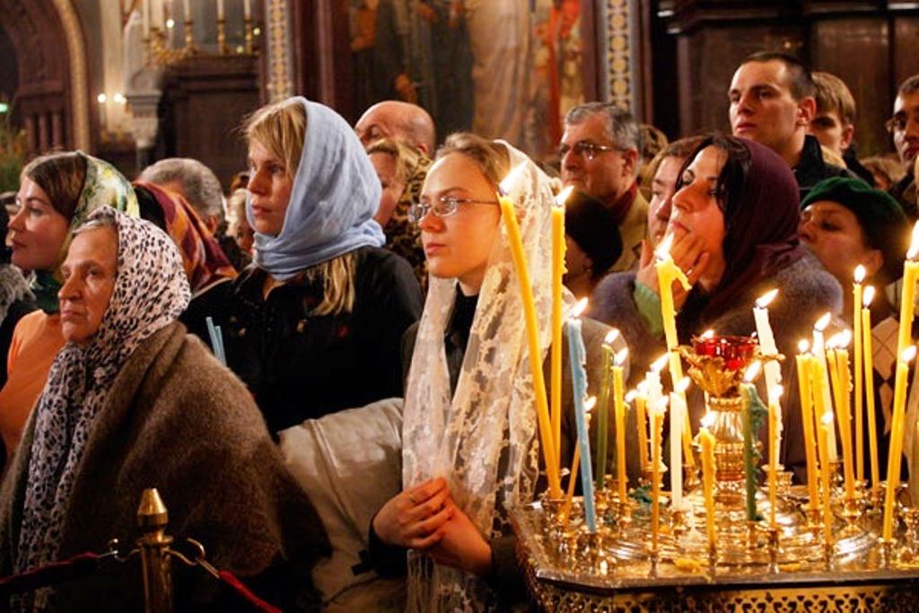 ВПензу доставят сКипра мощи святых мучеников Киприана иУстиньи