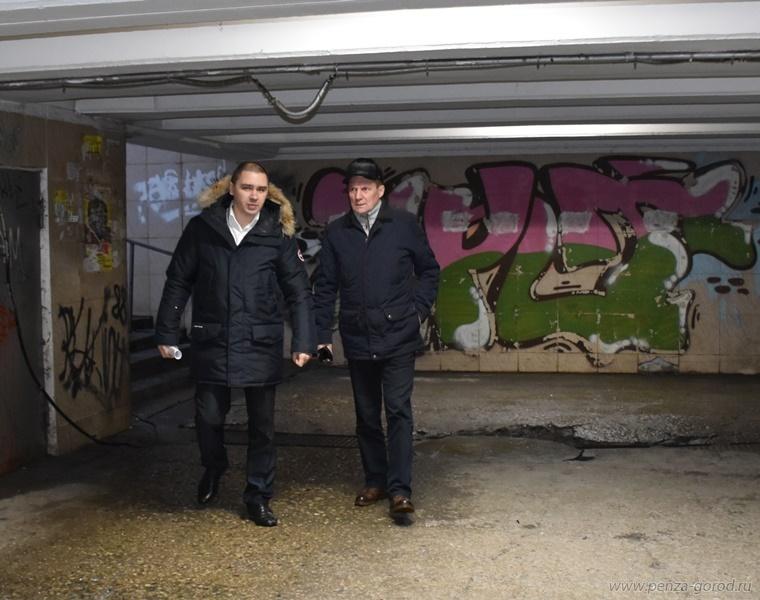 Граффитчикам предлагают расписать подземные переходы Пензы
