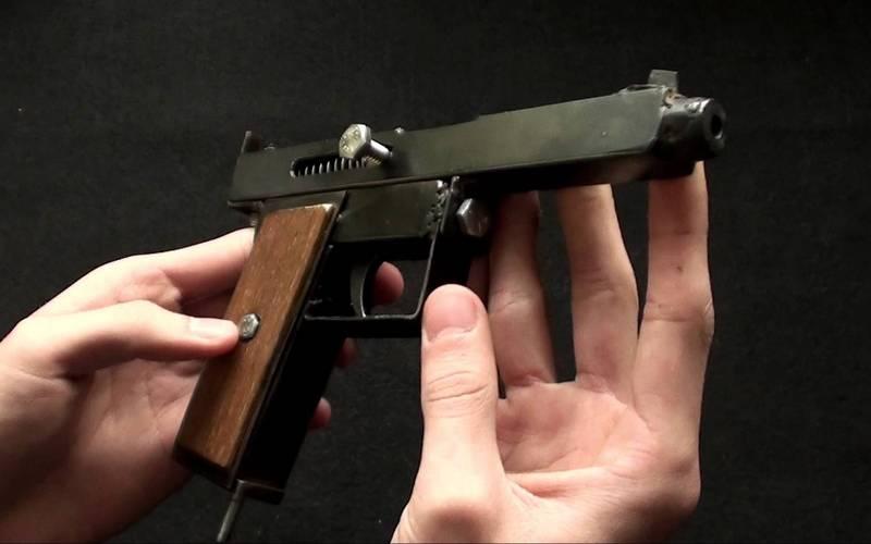 Как сделает револьвер своими руками 102