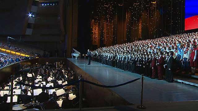 Певцы изБалакова всоставе детского ансамбля РФ выступят вКремле