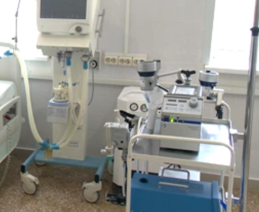 ВХабаровске появился аппарат, выполняющий функции лёгких исердца