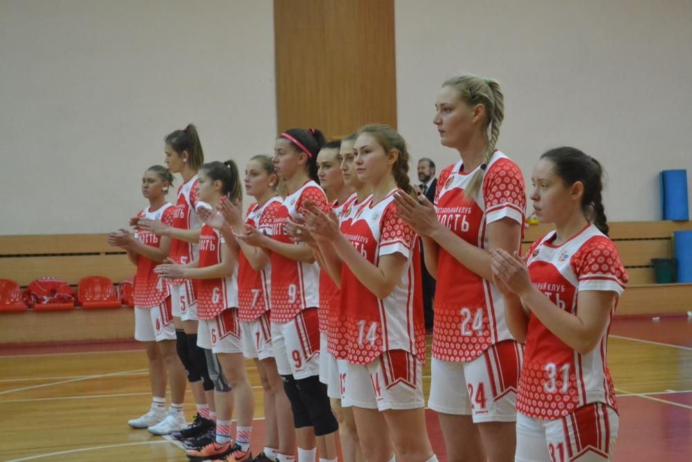 Пензенская «Юность» лидирует в1 этапе чемпионата РФ