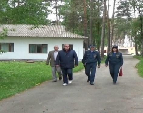ВПензенской области идет проверка детских оздоровительных лагерей