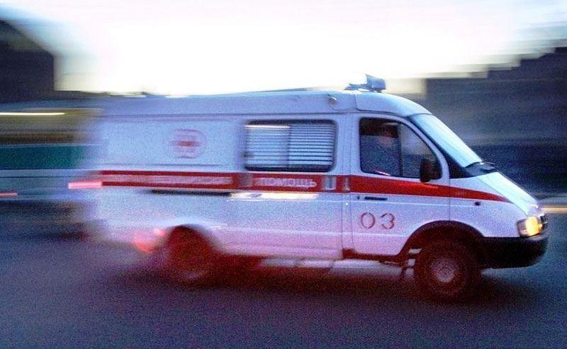 Два пешехода госпитализированы вбольницу завечер пятницы 13-го