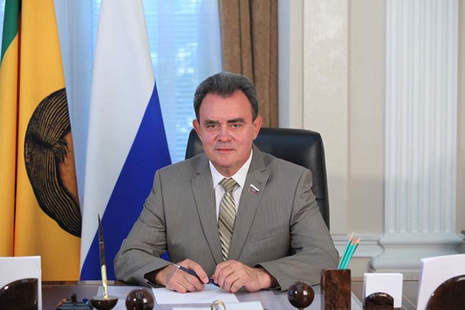 Виктор Сазонов укрепил позиции вмедиарейтинге глав законодательных органов субъектовРФ