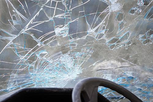 Наулице Володарского вПензе столкнулись три автолюбительницы