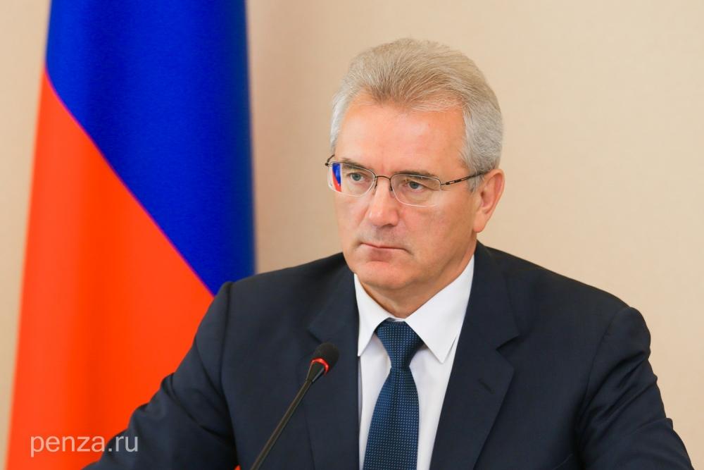 Мэр Пензы Виктор Кувайцев всоставе делегации прибыл вИталию