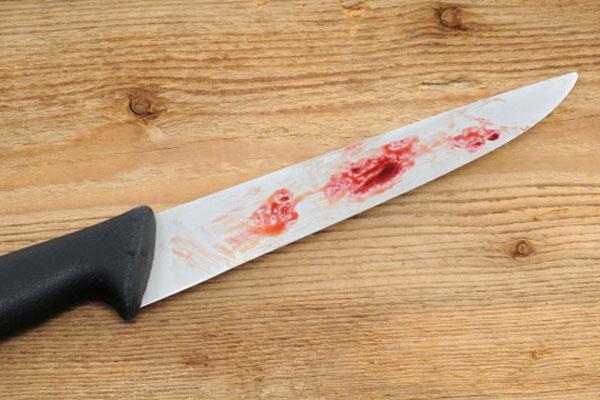 ВПензе милиция начала проверку пофакту причинения ножевого ранения молодой женщине