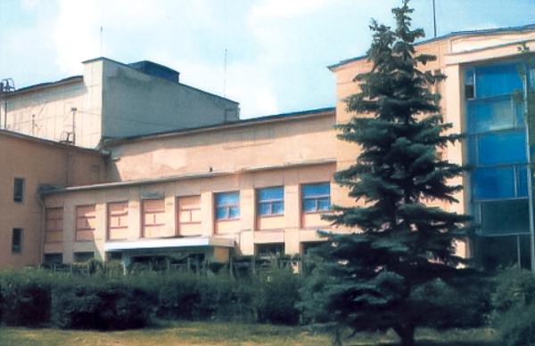 Пензенский «Дом офицеров» сейчас «НаЛенинградской»