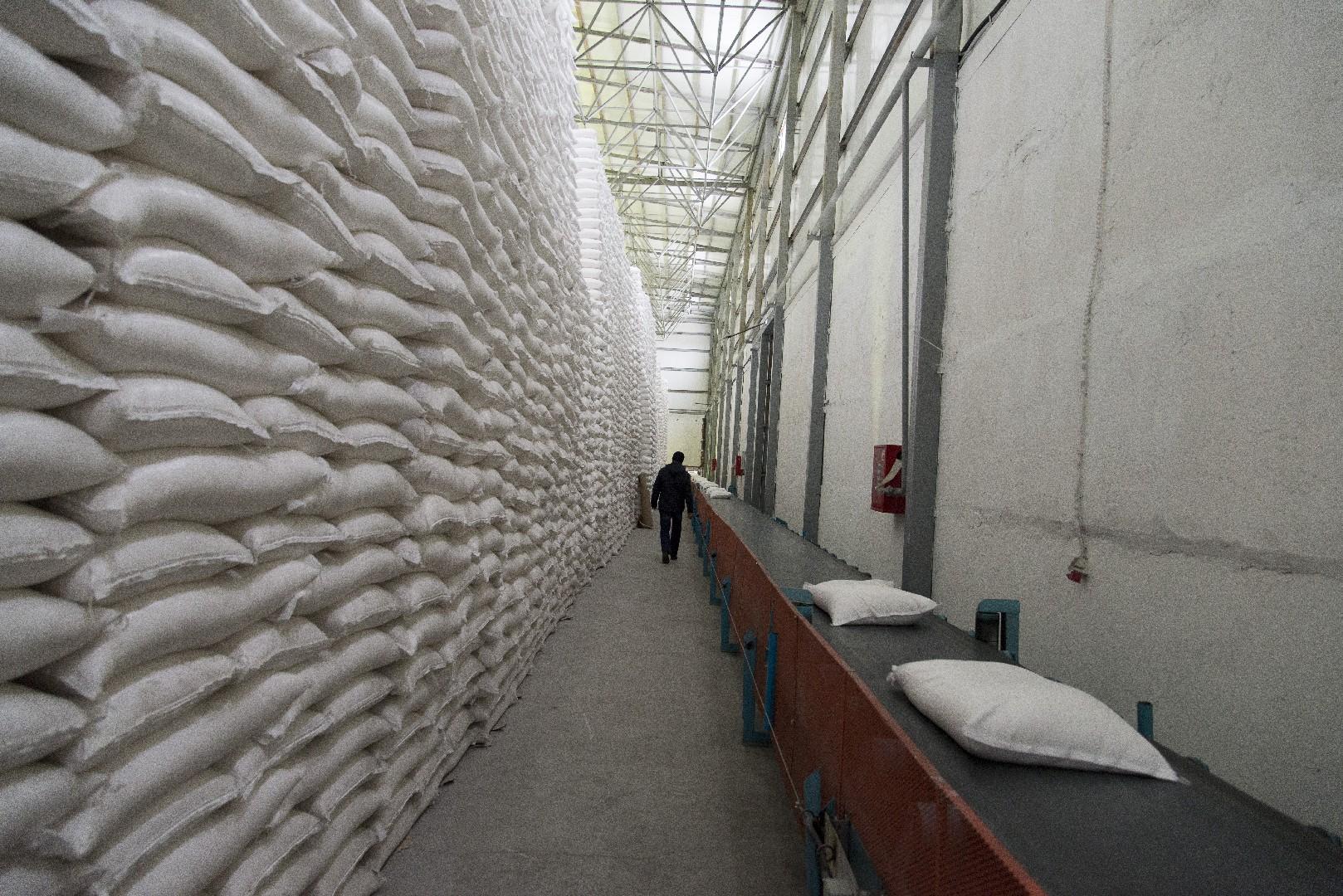 Сахарные заводы Краснодарского края выработали рекордные 1,5 млн. тонн сахара
