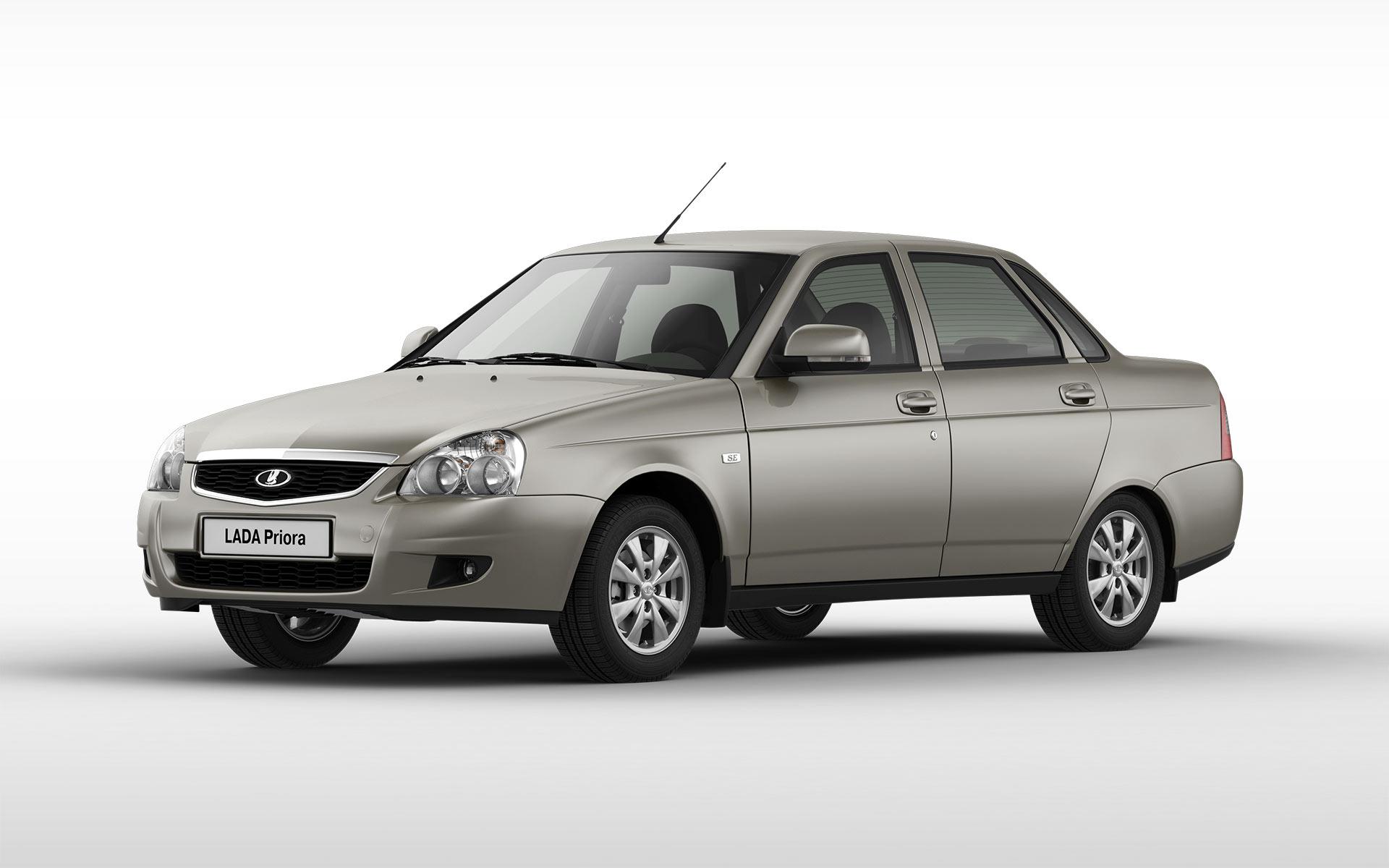 «АвтоВАЗ» хочет отказаться отвыпуска модели Лада Priora