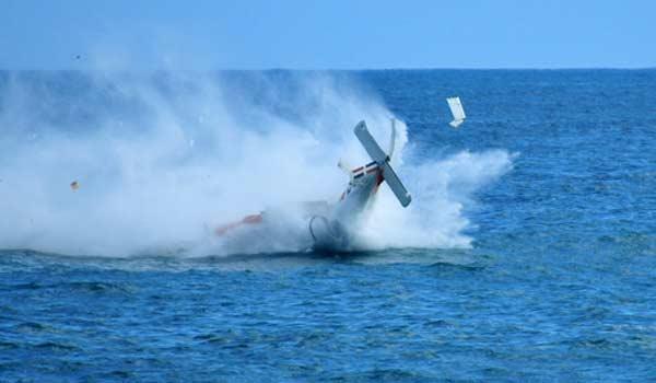 Пассажирский самолет упал вБразилии