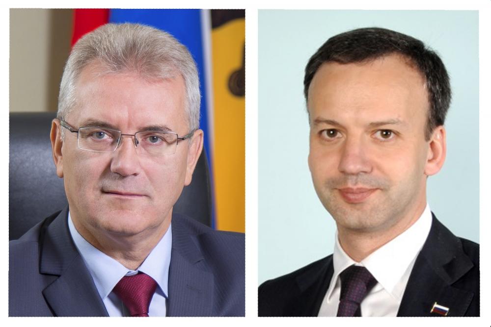 И. Белозерцев попросил А. Дворковича увеличить субсидии пензенским аграриям