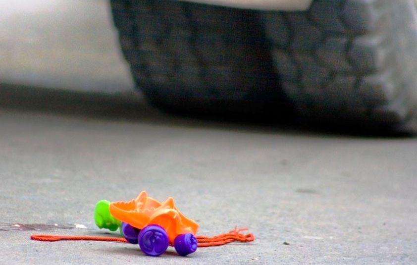ВПензе 8-летний ребенок угодил под колеса «Лады Гранты»