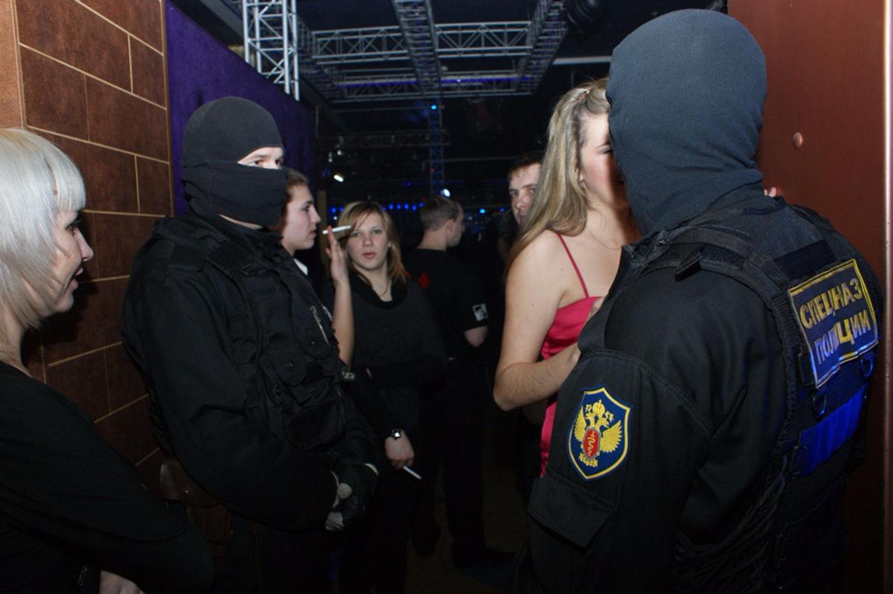 ВПензе общественники нагрянули спроверкой вночные клубы