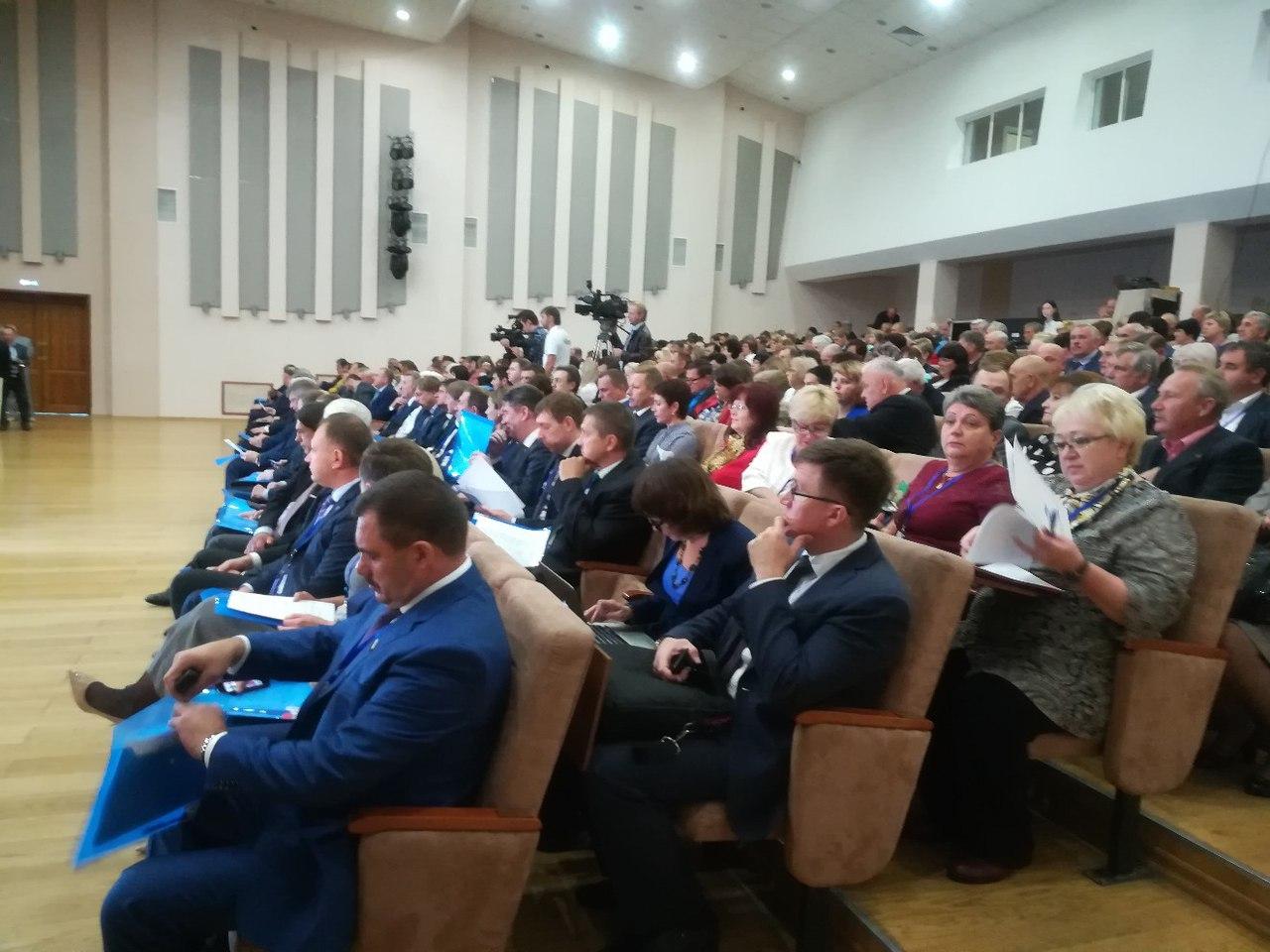 ВСенат отПензенской области выдвинули Олега Мельниченко