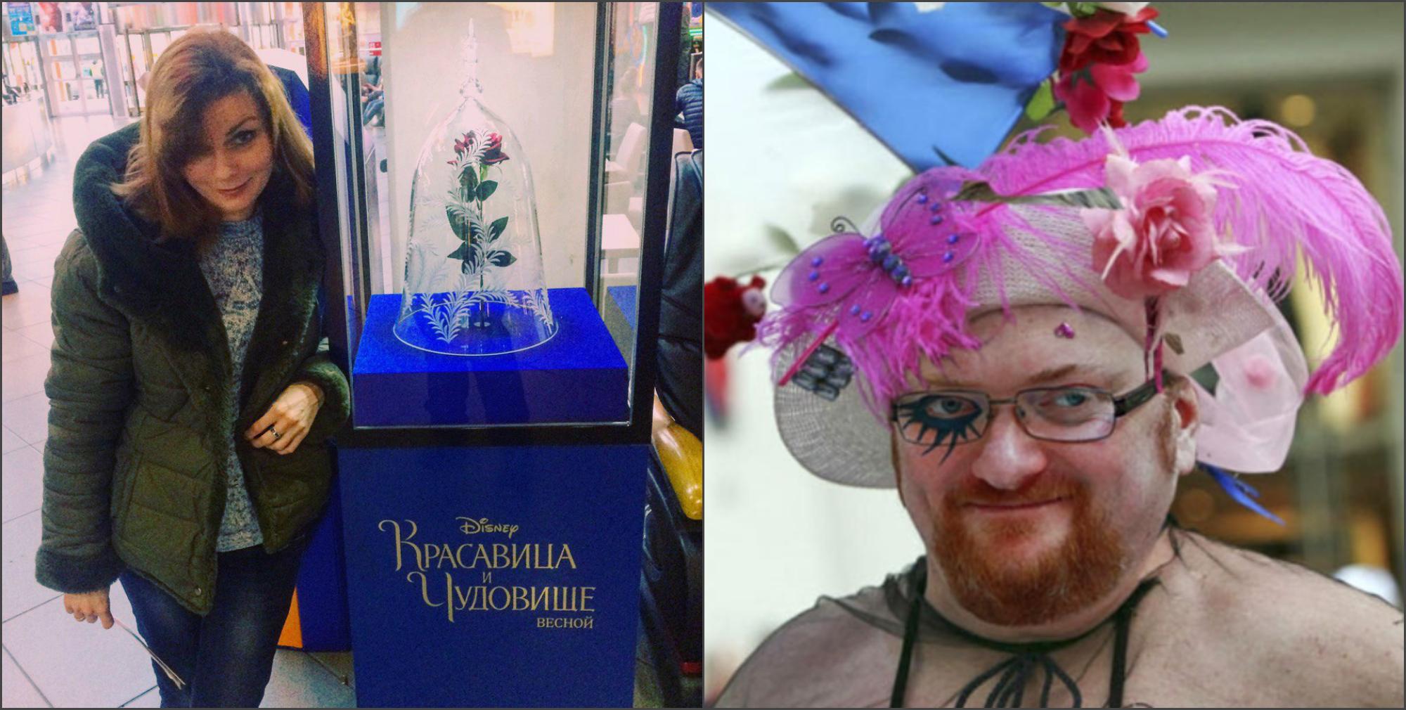 «Красавица ичудовище»— лидер проката в РФ